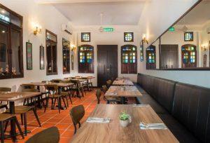 ペナン島 アレカ ホテル ペナンのカフェ・レストラン