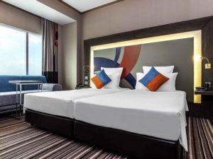 インパクト・アリーナ周辺のホテル ノヴォテル  バンコク  インパクト  ホテル