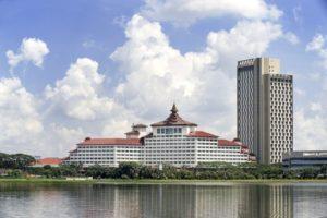 ヤンゴンのセドナホテル