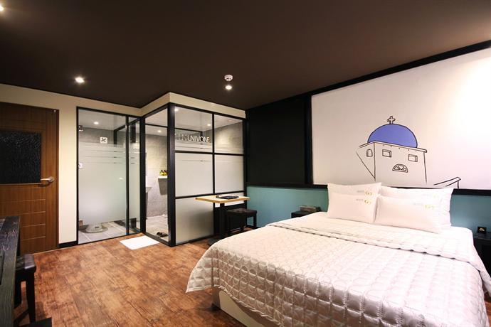 釜山のG7 ホテル