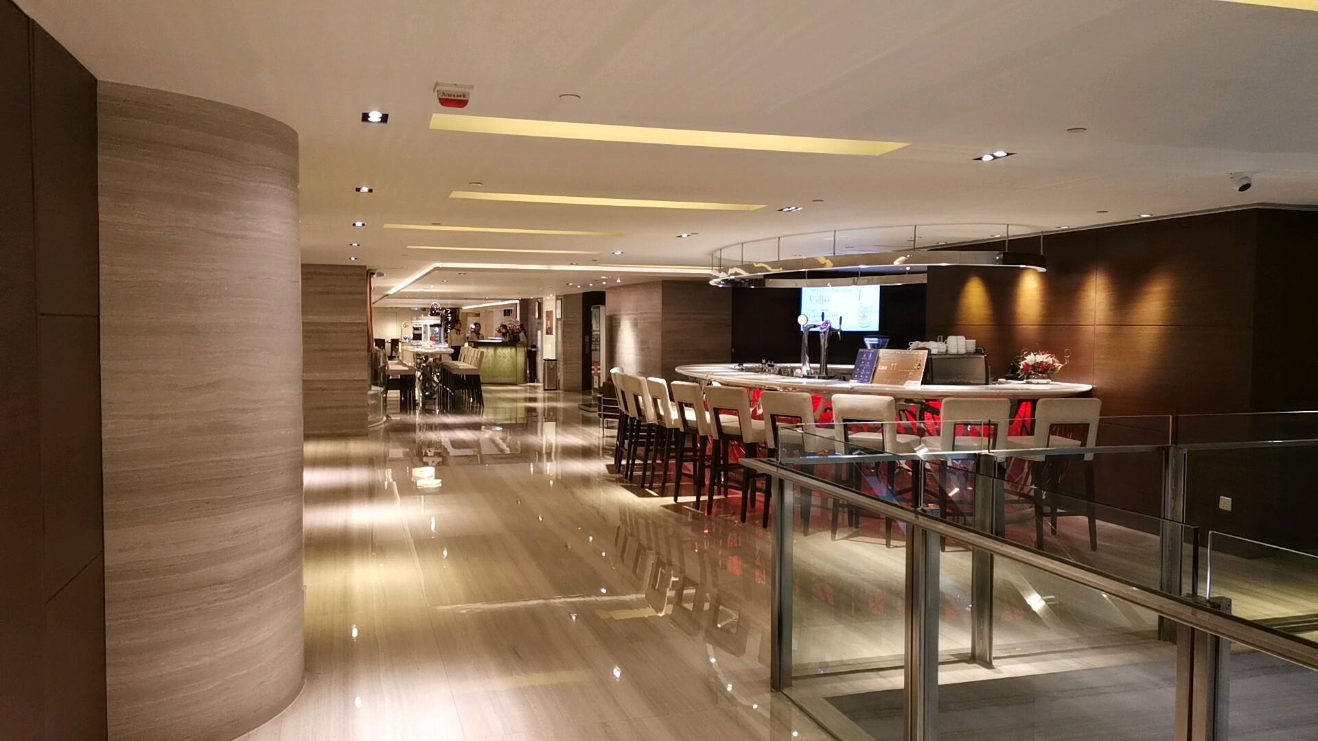 プルデンシャルホテルレストラン