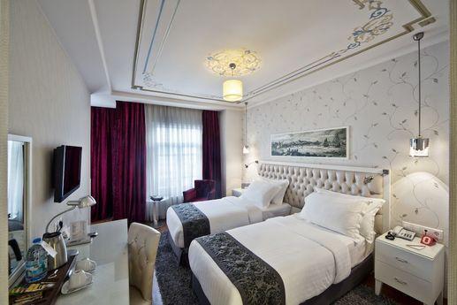 イスタンブール ホテル おすすめ