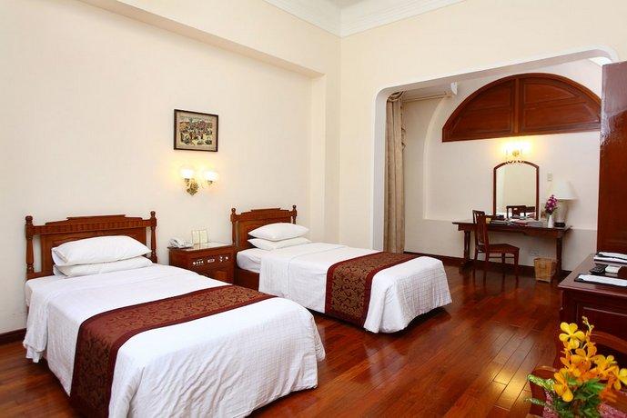 ホーチミンのホテルコンチネンタルサイゴン