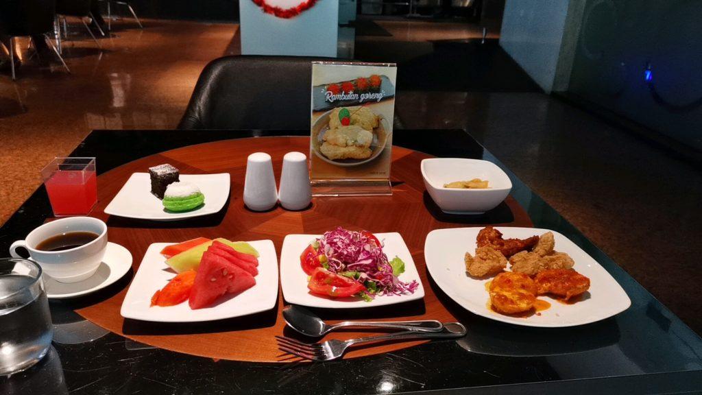 FM7リゾートホテルジャカルタエアポートの朝食