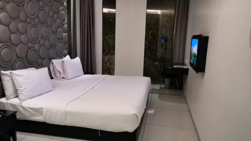 FM7リゾートホテルジャカルタエアポートの客室