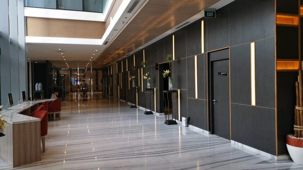 ハリスバーツホテルハーモニー
