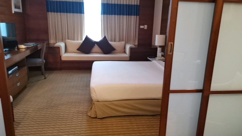 ジャスミンシティホテルの客室