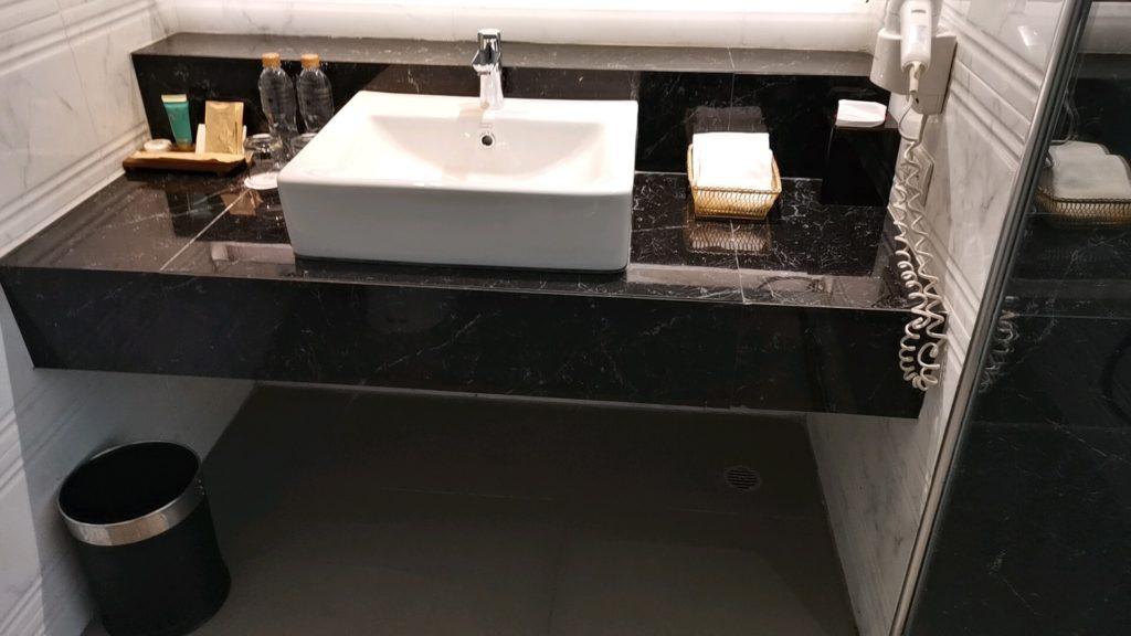 タワナバンコクの洗面所