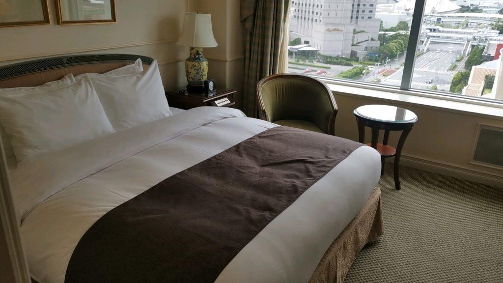 ホテルザマンハッタンの客室